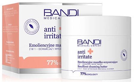 2in1 Make-up Entferner und Gesichtsreinigungsbutter gegen Reizungen - Bandi Medical Expert Anti Irritated Emollient Cleansing Butter