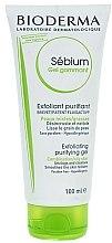 Düfte, Parfümerie und Kosmetik Gesichtsreinigungsgel mit Mikroperlen für fettige und gemischte Haut - Bioderma Sebium Exfoliating Purifying Gel