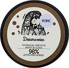 Düfte, Parfümerie und Kosmetik Körperbutter mit Johanniskraut - Yope Tutsan Body Butter