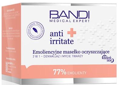 2in1 Make-up Entferner und Gesichtsreinigungsbutter gegen Reizungen - Bandi Medical Expert Anti Irritated Emollient Cleansing Butter — Bild N3