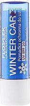 Lippenschutzbalsam SPF 20 - Floslek Winter Care Protective Lipstick — Bild N2