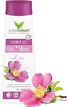 Düfte, Parfümerie und Kosmetik Pflegendes Duschgel mit Hagebutte - Cosnature Shower Gel Wild Rose