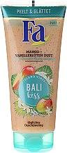 Düfte, Parfümerie und Kosmetik Duschpeeling mit Mango-Vanillenblüten Duft - Fa Bali Kiss Daily In-Shower Scrub