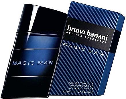 Bruno Banani Magic Man - Eau de Toilette  — Bild N1