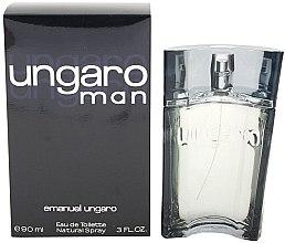 Düfte, Parfümerie und Kosmetik Ungaro Man - Eau de Toilette