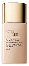 Düfte, Parfümerie und Kosmetik Feuchtigkeitsspendende beruhigende Grundierung LSF 45 - Estee Lauder Double Wear Flawless Hydrating Primer SPF 45