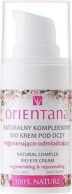 Augencreme - Orientana Bio Eye Cream Regenerating & Rejuvenating — Bild N2