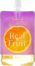 Düfte, Parfümerie und Kosmetik Regenerierendes Gesichtsgel mit Zitronen- und Orangenextrakt - Skin79 Real Fruit Citrus