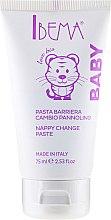 Wundschutzcreme für Babys - Bema Cosmetici Love Bio Nappy Change Paste — Bild N2