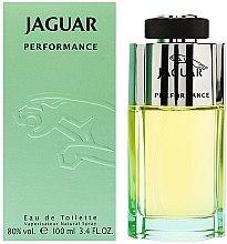 Düfte, Parfümerie und Kosmetik Jaguar Performance - Eau de Toilette