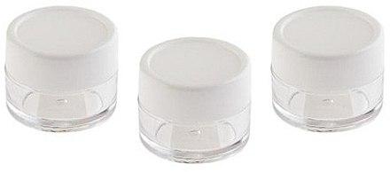 Kosmetikbehälter-Set 3 St. - Sefiros Cosmetic Jar — Bild N1