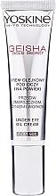 Düfte, Parfümerie und Kosmetik Anti-Falten Creme für Augen und Augenlider mit Lifting-Effekt - Yoskine Geisha Gold Eye Cream