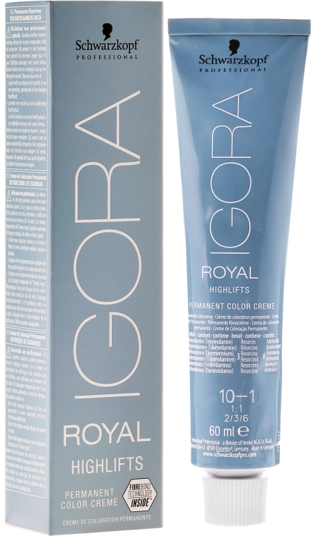 Creme-Haarfarbe - Schwarzkopf Professional Igora Royal Highlifts