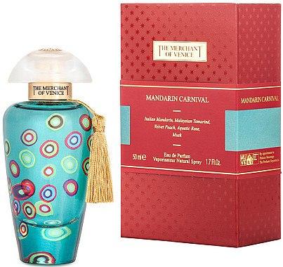 The Merchant Of Venice Mandarin Carnival - Eau de Parfum — Bild N1