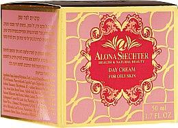 Düfte, Parfümerie und Kosmetik Tagescreme für fettige Haut - Alona Shechter Day Cream For Oily Skin