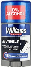 Düfte, Parfümerie und Kosmetik Deostick - Williams Expert Invisible Deodorant Stick