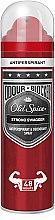 Düfte, Parfümerie und Kosmetik Deospray Antitranspirant - Old Spice Strong Swagger Dezodorant Spray