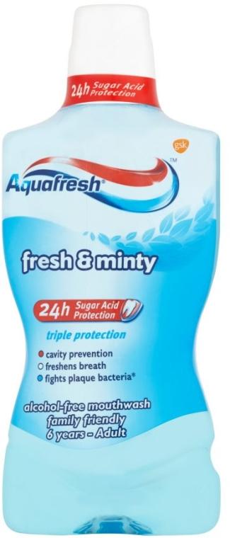 "Mundwasser ""Fresh & Minty"" - Aquafresh Extra Fresh — Bild N1"