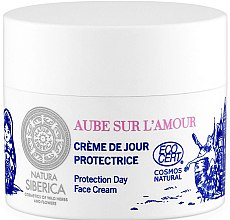 Schützende Tagescreme - Natura Siberica Siberie Mon Amour Protection Day Face Cream — Bild N1