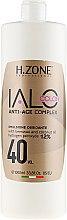 Düfte, Parfümerie und Kosmetik Oxydant Creme 12% - H.Zone Ialo Oxy 40 Vol