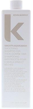 Glättendes Shampoo für kräftiges, widerspenstiges Haar - Kevin.Murphy Smooth.Again Wash — Bild N1