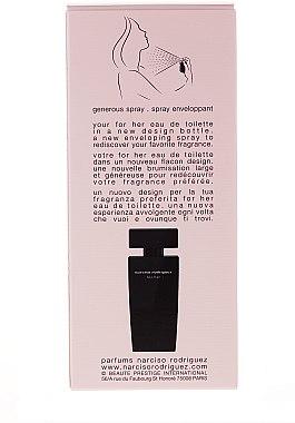 Narciso Rodriguez For Her Generous Spray - Eau de Toilette — Bild N3