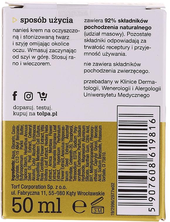 Stärkende Gesichtscreme gegen Couperose - Tolpa Green Oils Cream — Bild N3