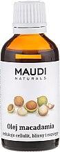 Düfte, Parfümerie und Kosmetik Anti-Cellulite Macadamiaöl - Maudi