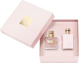 Düfte, Parfümerie und Kosmetik Valentino Donna - Duftset (Eau de Parfum/100ml + Körperlotion/100ml)