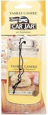 Auto-Lufterfrischer Vanilla Cupcake - Yankee Candle Vanilla Cupcake Car Jar Ultimate  — Bild N1