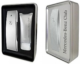 Düfte, Parfümerie und Kosmetik Mercedes-Benz Mercedes-Benz Club - Duftset (Eau de Toilette 100ml + Duschgel 75ml)