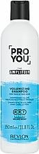 Düfte, Parfümerie und Kosmetik Volumenshampoo für dünnes und feines Haar - Revlon Professional Pro You Amplifier Volumizing Shampoo