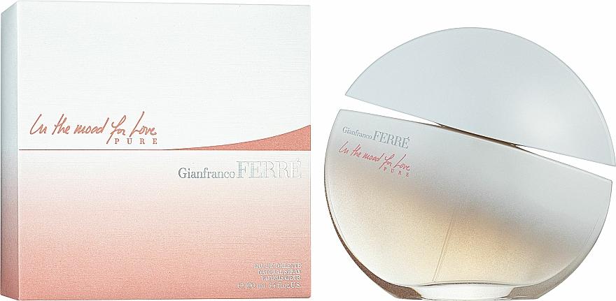 Gianfranco Ferre In The Mood For Love Pure - Eau de Toilette — Bild N2