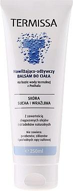 Feuchtigkeitsspendender Körperbalsam - Termissa Balm — Bild N2