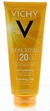 Düfte, Parfümerie und Kosmetik Körper Sonnenschutzmilch - Vichy Ideal Soleil Hydrating Milk SPF 20