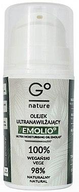 Veganes Feuchtigkeitsöl mit Lavendelduft - GoNature Ultra Moisturising Oil — Bild N4