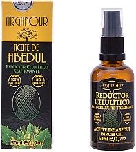 Düfte, Parfümerie und Kosmetik Anti-Cellulite Birkenöl für den Körper - Arganour Anti Cellulite Treatment Birch Oil