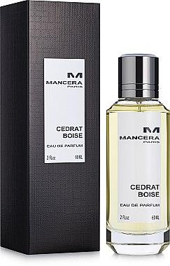 Mancera Cedrat Boise - Eau de Parfum — Bild N3