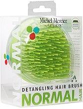Düfte, Parfümerie und Kosmetik Kompakte Entwirrbürste für normales Haar - Michel Mercier Compact Detangling Brush for Normal Hair