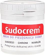 Düfte, Parfümerie und Kosmetik Schutzcreme gegen Hautreizungen - Sudocrem