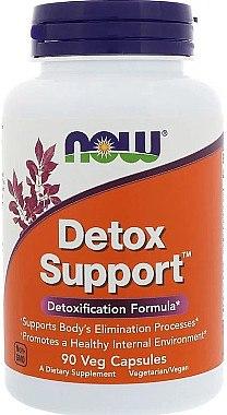 Detox-Kapseln - Now Foods Detox Support — Bild N1