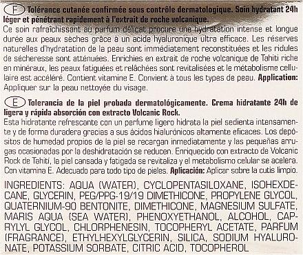 Leichte revitalisierende 24h Feuchtigkeitspflege mit Vulkangestein-Extrakt - Artdeco Pure Minerals Vitamin Moisture Cream — Bild N3