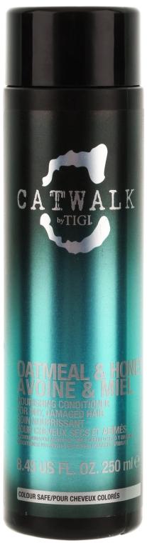 Regenerierende Haarspülung - Tigi Catwalk Oatmeal & Honey Conditioner — Bild N1