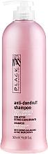 Düfte, Parfümerie und Kosmetik Anti-Schuppen Shampoo - Black Professional Line Anti-Dandruff Shampoo