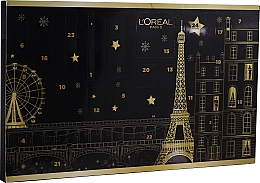 Düfte, Parfümerie und Kosmetik Make-up Set Adventskalender 2020 - L'Oreal Paris Advent Calendar 2020