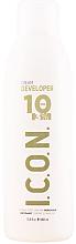 Düfte, Parfümerie und Kosmetik Entwicklerlotion 10 Vol (3%) - I.C.O.N. Ecotech Color Cream Activator 10 Vol (3%)