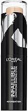 Düfte, Parfümerie und Kosmetik Foundation-Stick - L'Oreal Paris Infallible Shaping Stick Foundation