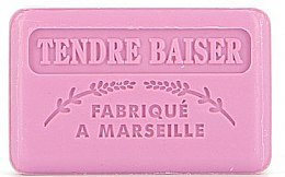 Düfte, Parfümerie und Kosmetik Handgemachte Naturseife Tendre Baiser - Foufour Savonnette Marseillaise Tendre Baiser