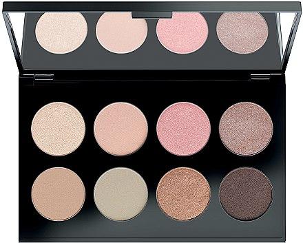 Lidschattenpalette - Make Up Factory International Eyes Palette — Bild N1