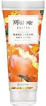 Düfte, Parfümerie und Kosmetik Handcreme mit Mango- und Aprikoseduft - Barwa Miss Me Pretty Mango & Apricot